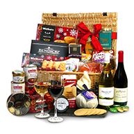 Luxury scottish hampers fast delivery uk and worldwide christmas hampers negle