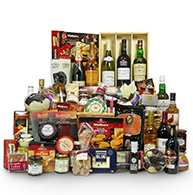 Scottish hampers handcrafted gifts of scotlands finest foods scottish food drink negle Images