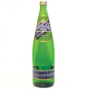 Highland Spring Mineral Water-Sparkling