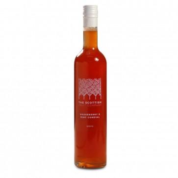 The Scottish Fruit Co. Gooseberry & Mint Cordial 500ml