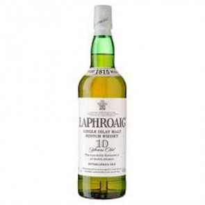 Laphroaig 10yr old single malt