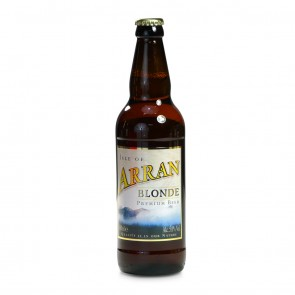 Arran Blonde Beer