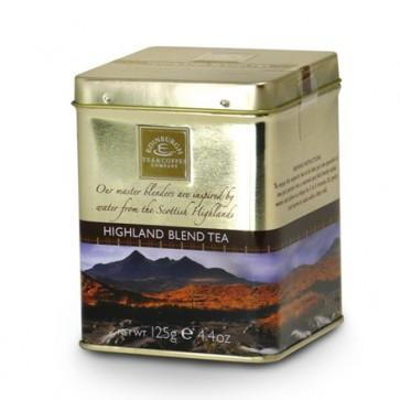Classic Scottish Highland Blend Leaf Tea Caddie