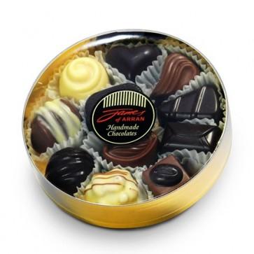 James of Arran Handmade Chocolates 150g