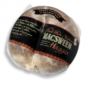 Macsween Chieftain Haggis serves