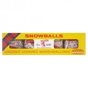 Tunnock's Snowballs (4 pack)