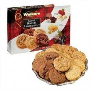 Walkers Scottish Biscuits Selection 500g
