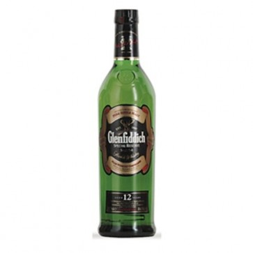 Glenfiddich 12yr old malt