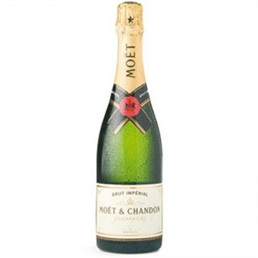 Moet and Chandon champagne