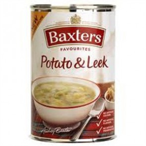 Baxters Potato and Leek Soup 415g