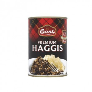 Grants Haggis 392g tin