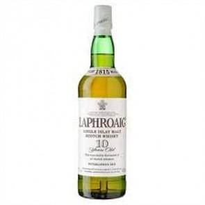 Laphroaig 10yr old single malt