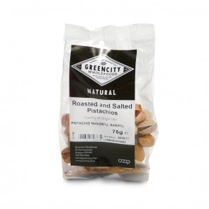 Roasted & Salted Pistachios 75g