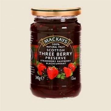 Luxury Scottish Berry Preserve 300g