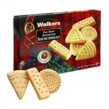 Walkers Assorted Shortbread 250g