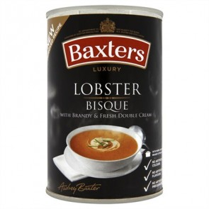 Baxters Lobster Bisque Soup 415g