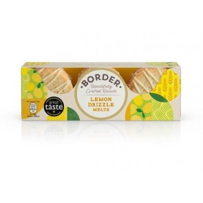 Borders Lemon Drizzle Melts