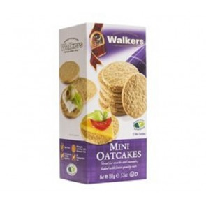 Walkers Mini Oatcakes 150g