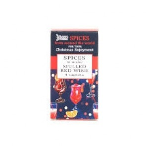 Mulled Wine Spices - 20g