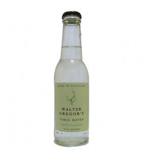 Walter Gregor's Scottish Mint & Cucumber Tonic (Alcohol Free) 20cl